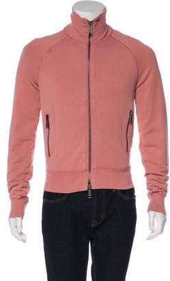 DSQUARED2 Knit Zip Jacket
