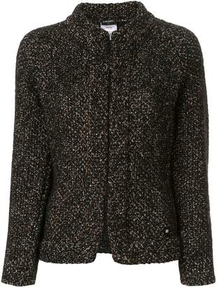 Chanel Pre-Owned bouclé tweed jacket