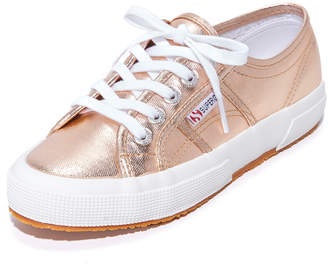 Superga 2750 Cotu Metallic Sneakers $79 thestylecure.com