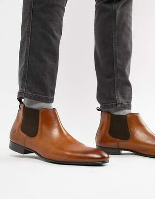 Base London Croft chelsea boots in tan