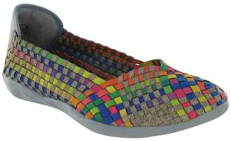 Bernie Mev. Women's Braided Catwalk Flat