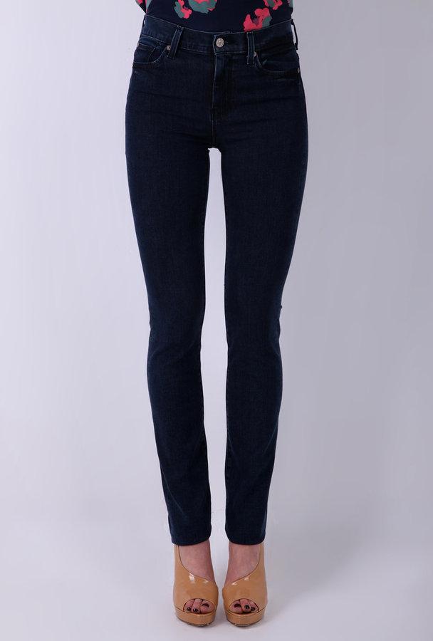 7 For All Mankind High Waist Straight Leg Jean
