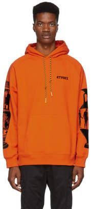 Etudes Orange Odysseus Hoodie