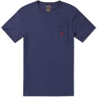 Polo Ralph Lauren Logo Pocket Tee