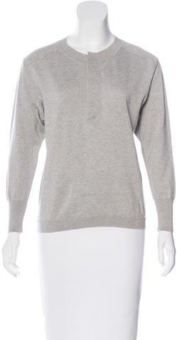 Isabel MarantIsabel Marant Long Sleeve Crew Neck Sweater