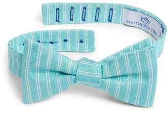 Southern Tide Atlantic Horizontal Cotton & Silk Bow Tie