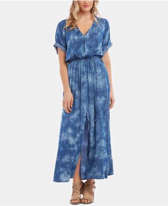 b176a96f86a Karen Kane Tie Dye Dress - ShopStyle