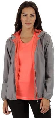 Regatta Grey 'Jazmine' Waterproof Jacket