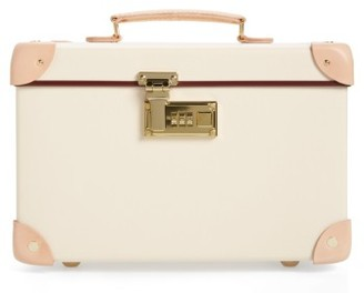 Globe-Trotter Safari Vanity Case - Ivory $905 thestylecure.com
