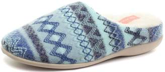 Dunlop Agace Womens Slipper Mules, Size 7