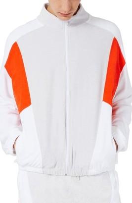 Men's Topman Terry Cloth Track Jacket $65 thestylecure.com