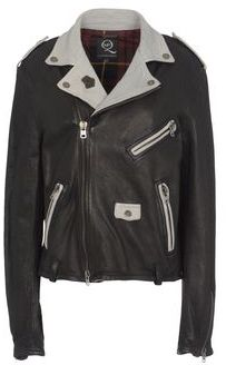 McQ Leather outerwear