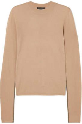 Joseph Merino Wool Sweater - Brown