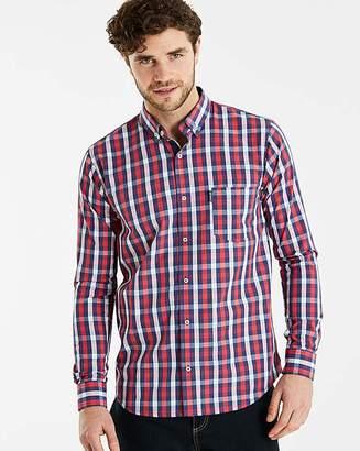 Lambretta Sero Multi Check Shirt L