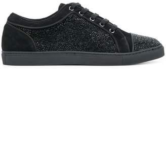 Louis Leeman embellished sneakers