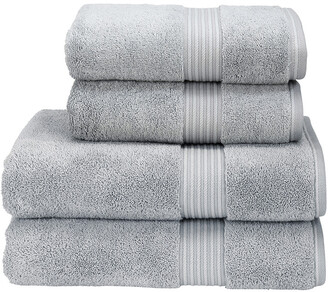 Christy Supreme Hygro Towel - Silver - Face