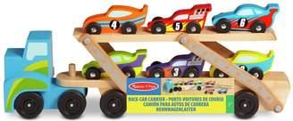 Melissa & Doug Jumbo Race Car Carrier.