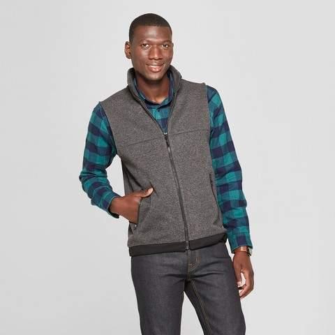 Goodfellow & Co Men's Standard Fit Sweater Fleece Vest