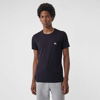 Burberry Cotton Jersey T-shirt , Size: M