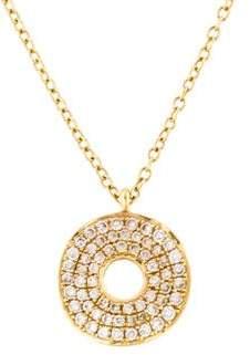 Ippolita 18K Diamond Stardust Pendant Necklace