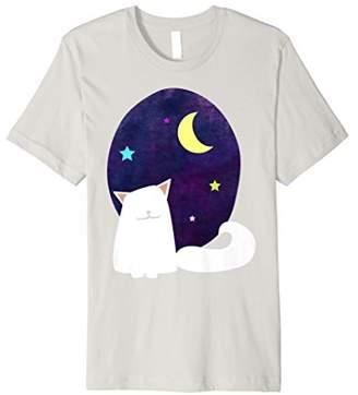 Crazy Cat Lady Shirt - Cute Kitten Shirt and Night Cat Power