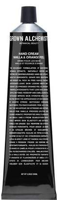 LG Electronics Grown Alchemist Hand Cream Tube) - Vanilla/Orange Peel, 2.29 oz./ 65 mL