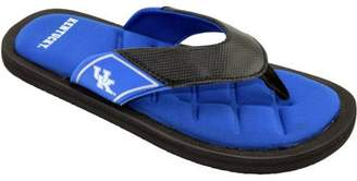 NCAA Florida Men's Padded Thong Sandals