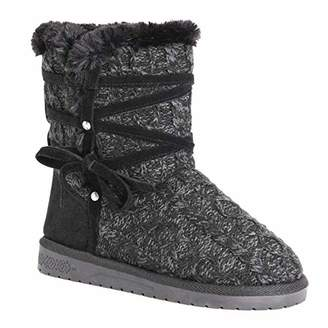 Muk Luks Women's Camila Boots Fashion