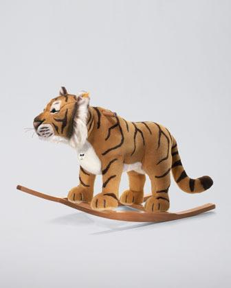 """Steiff Radjah Riding Tiger, 28"""""""