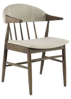 3.1 Phillip Lim DecMode Decmode Traditional X 21 Inch Wooden Chair