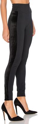 SPANX Ponte Velvet Legging $98 thestylecure.com