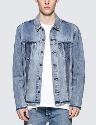 Levi's Altered Reform Trucker Jacket