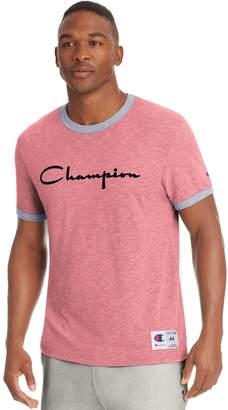 Champion Men's Heritage Ringer Tee