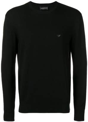 Emporio Armani long sleeve jumper