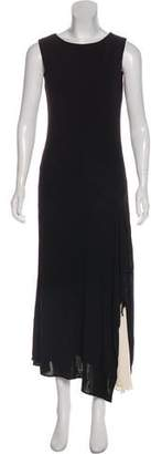 Yigal Azrouel Jersey Maxi Dress w/ Tags