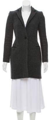 AllSaints Wool Short Coat