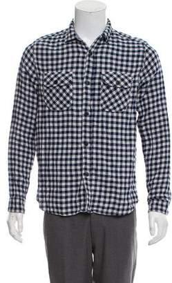 Steven Alan Reversible Button-Up Shirt