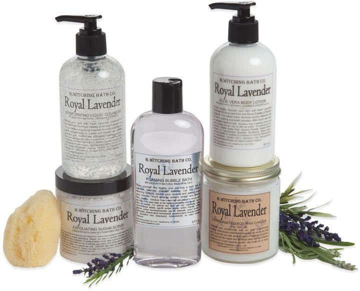 Bed Bath & BeyondB. Witching Bath Co. Royal Lavender Bath & Body Gift Set