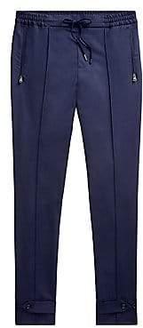Ralph Lauren Purple Label Men's New Brighton Wool Pants