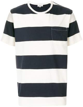 YMC striped style T-shirt