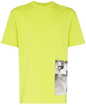 Tony Hawk Signature Line x Corbijn photograph-print cotton T-shirt