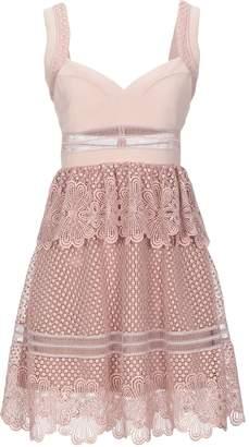 Self-Portrait Short dresses - Item 34972290HW