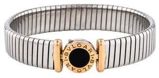 Bvlgari Onyx Tubagos Bracelet