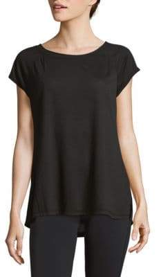 Calvin Klein Collection Strappy-Back Active Top