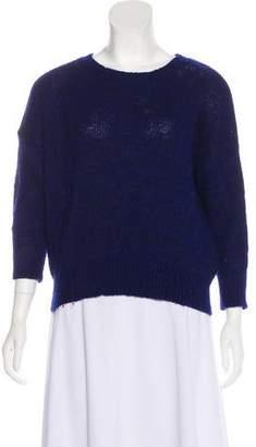 Etoile Isabel Marant Crew Neck Wool Sweater