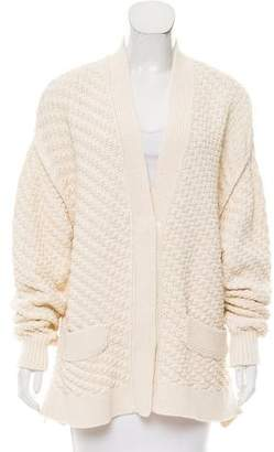 Sonia Rykiel Textured Knit Cardigan w/ Tags