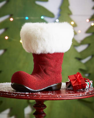 Ino Schaller Red Santa Boot Collectible, Extra Large