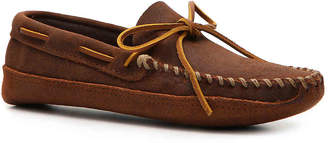 Minnetonka Double Bottom Softsole Slipper - Men's