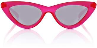 Le Specs X Adam Selman The Last Lolita cat-eye sunglasses