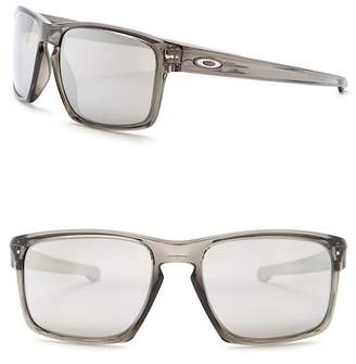 Oakley Men's Square 57mm Acetate Frame Sunglasses